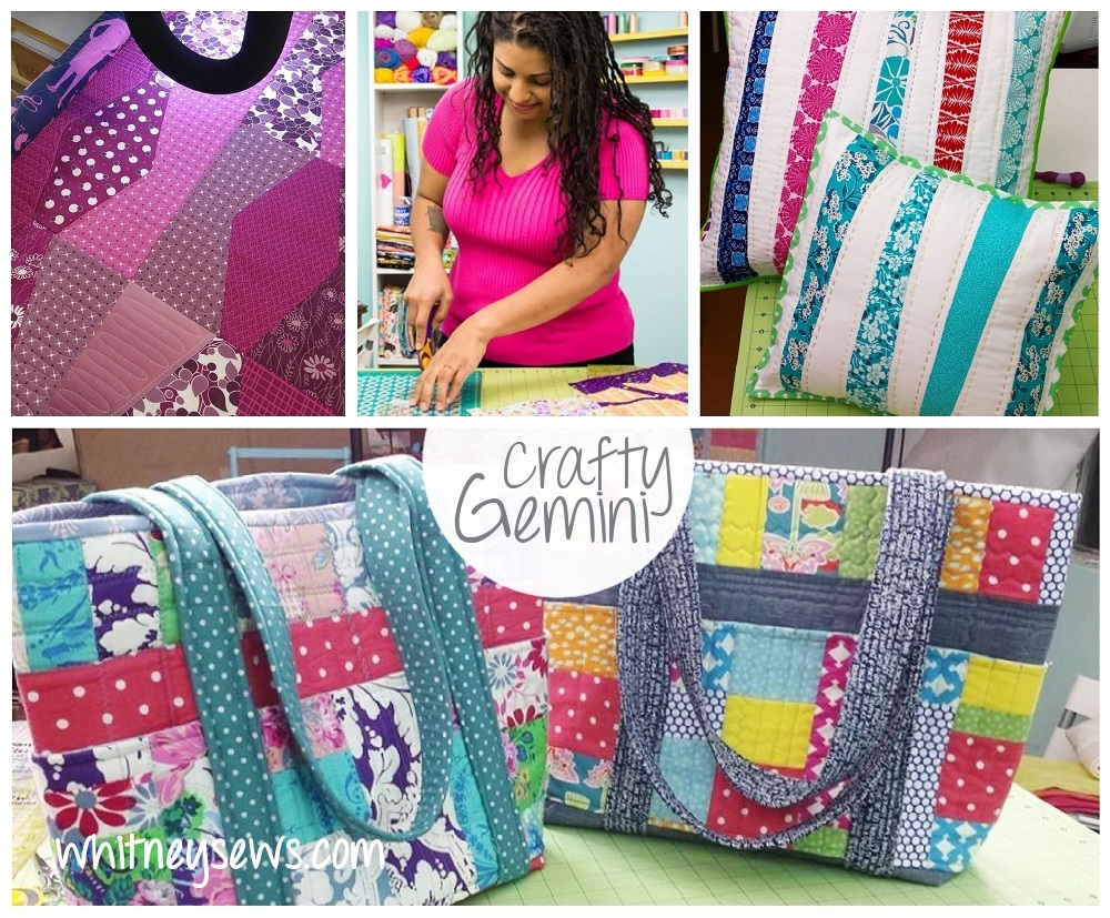Crafty Gemini Feature Friday