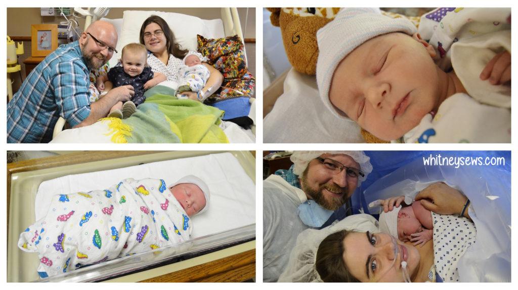 Skyler Aurora's Birth Story