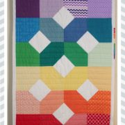 Charming Rainbows Quilt
