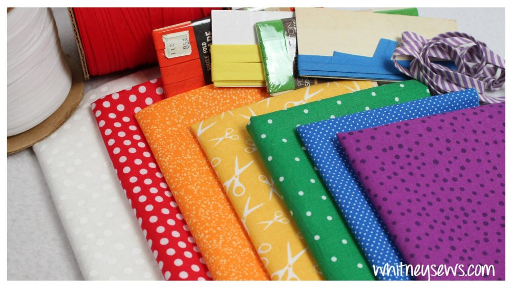Fabric Banner Diy And Free Pattern Whitney Sews