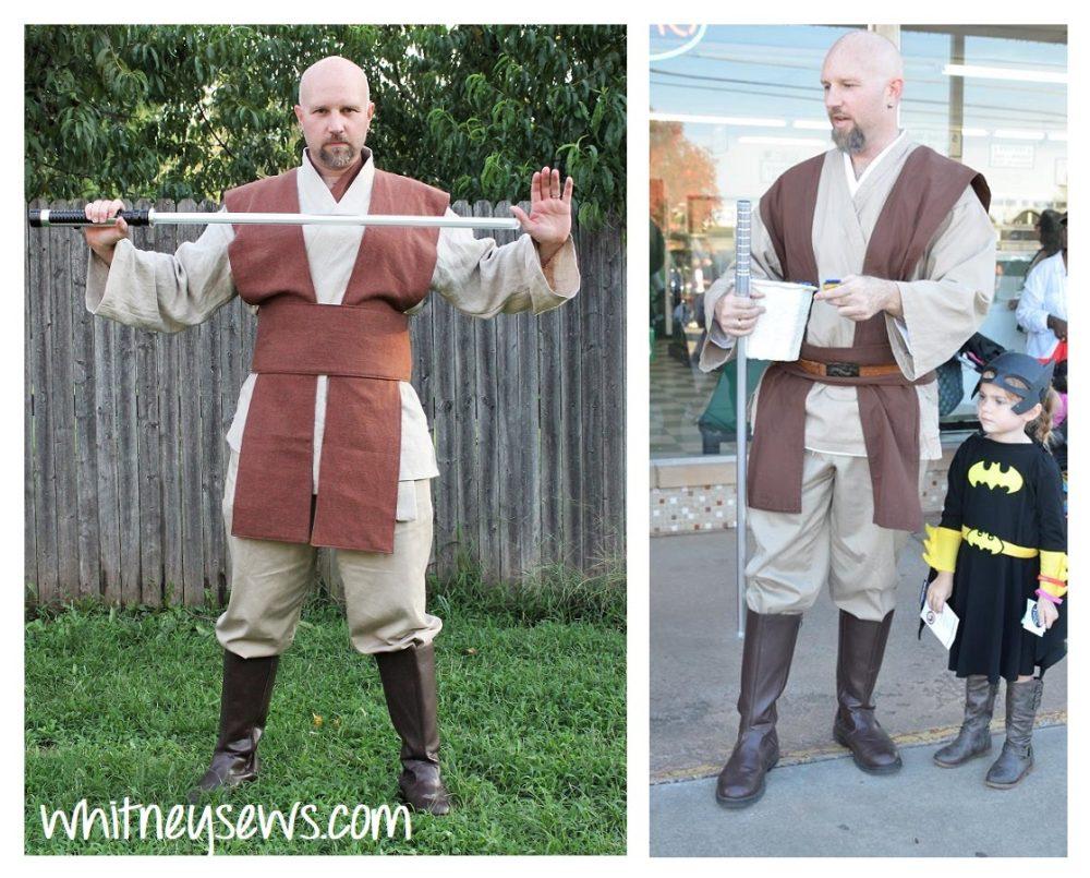 Diy Jedi Costume Simplicity 5840 Walk Through Whitney Sews