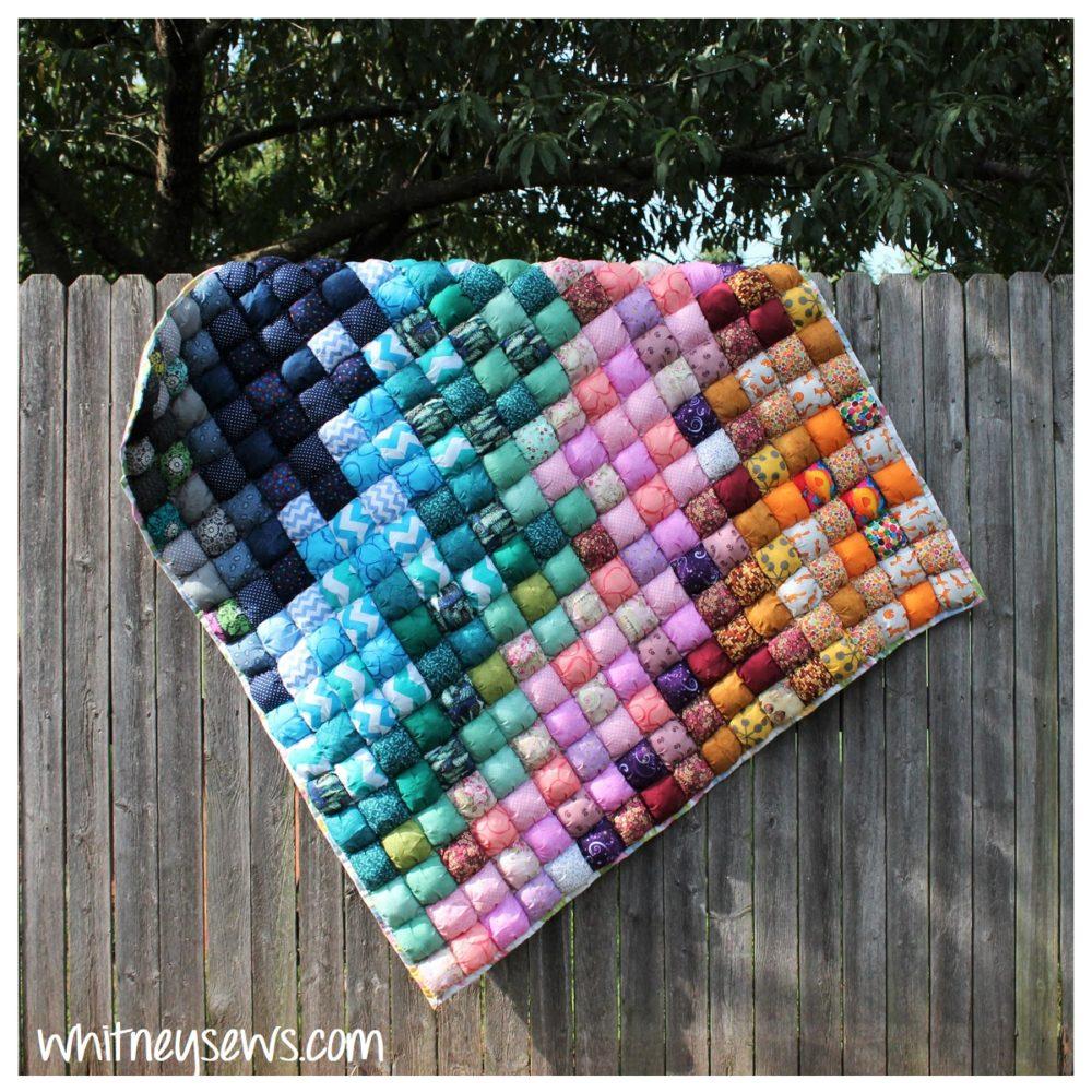 whitney sews
